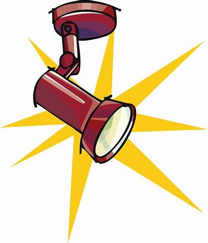 Spotlight Clipart Clip Cliparts