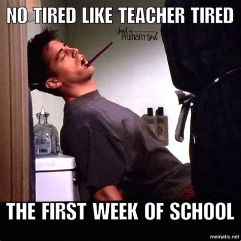 First Day Of School Funny Memes - 22 back to school memes all teachers will relate to mission impossible teacher and memes