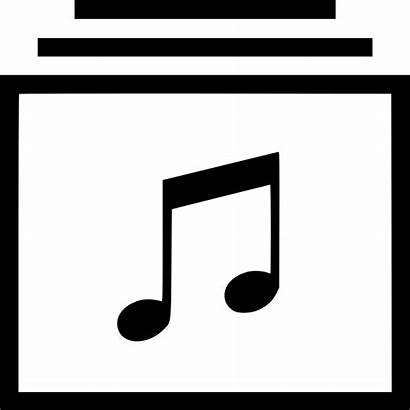 Playlist Svg Album Icon Songs Onlinewebfonts