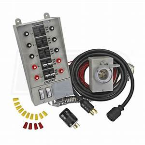 Reliance Controls 31410crk Power Transfer Switch Kit For