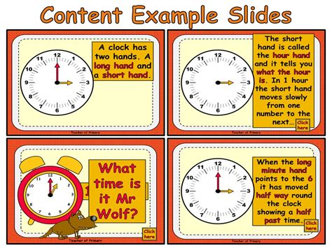 beginning    time animated powerpoint teaching