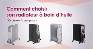Radiateur A Bain D Huile : meilleur radiateur bain d huile 2018 top 10 et comparatif ~ Dailycaller-alerts.com Idées de Décoration