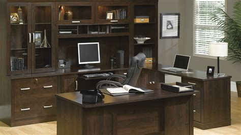 home office furniture amish sauder premiera
