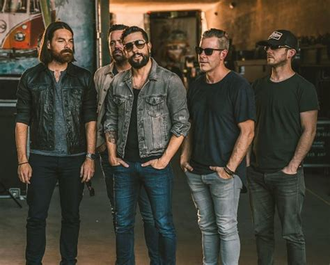 Old Dominion Has To 're-enter' Family Life After Time On