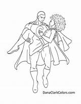 Coloring Couples Colouring Dana Clark Colors Printable Popular sketch template