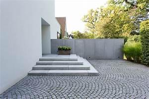 Hauseingang Treppe Modern : sichtbetonstufen ~ Yasmunasinghe.com Haus und Dekorationen