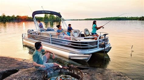Fishing Pontoon Boat Reviews by Sun Tracker Boats 2016 Fishin Barge 24 Dlx And Xp3