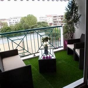 Salon Jardin Balcon : salon de jardin balcon id es de d coration int rieure french decor ~ Teatrodelosmanantiales.com Idées de Décoration