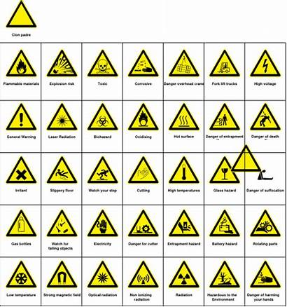 Safety Signs Clip Vector Clipart Clker Domain