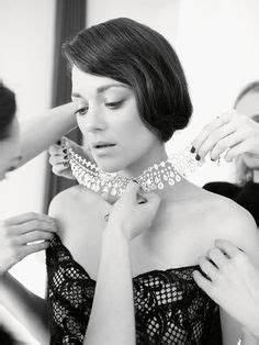 chopard 836 white she clearly doesn 39 t feel the cold marion cottillard