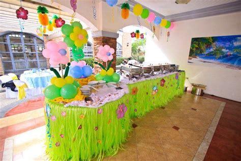 lilo  stitch luau party birthday party ideas jias