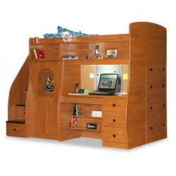loft bed with desk dresser shelving and secret space bed and the desk this is