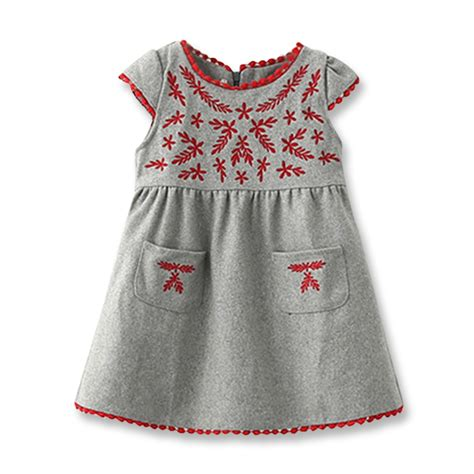 style new year dresses embroidered peony dress autumn aliexpress buy new dresses kids