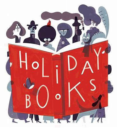 Books Times York Holiday Guide Gift Animated