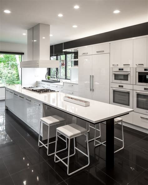 And Black Kitchen Ideas by Spectacular Black And White Kitchen Ideas You Can Apply
