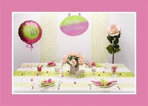 Deko Zum 1 Geburtstag : geburtstagsdeko 18 ~ Eleganceandgraceweddings.com Haus und Dekorationen