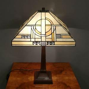 Lampe Art Deco : lampe tiffany art d co lampy witra owe pinterest art deco tiffany glass and art deco art ~ Teatrodelosmanantiales.com Idées de Décoration