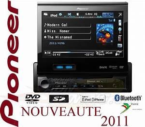Autoradio 1 Din Ecran : autoradio dvd pioneer navgate63bt t 126775 ~ Medecine-chirurgie-esthetiques.com Avis de Voitures
