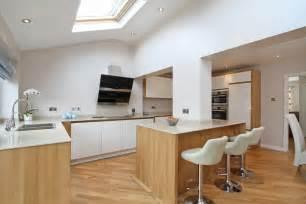 open plan kitchen design ideas open plan kitchen design open plan living speak to beau port kitchens based in hshire