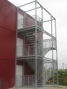 escaliers droits tous les fournisseurs escalier With cage d escalier exterieur