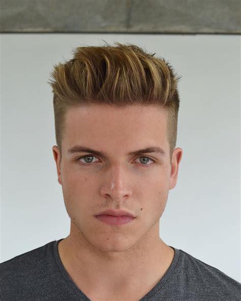 modern haircut  mens  men hair styles