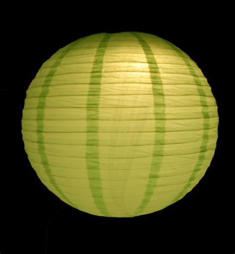 Led Remote Controlled Paper Lantern Lights Warm White