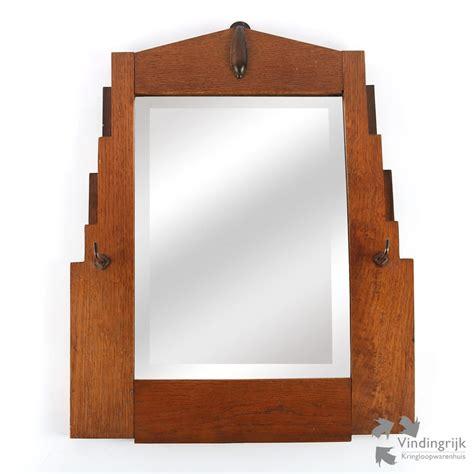 spiegel deco spiegel in deco lijst vindingrijk kringloopwarenhuis breda