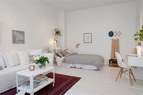 chambre spa chambre salon aménagements astucieux pour petits espaces