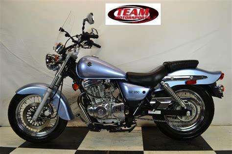 Suzuki 250 Motorcycle For Sale by Suzuki Gz 250 Motorcycles For Sale In Wisconsin