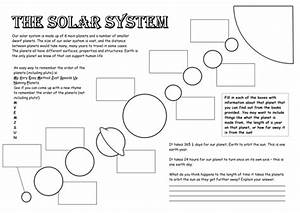 The Solar System by TashS85 - Teaching Resources - Tes
