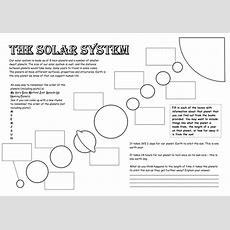 The Solar System By Tashs85  Teaching Resources Tes