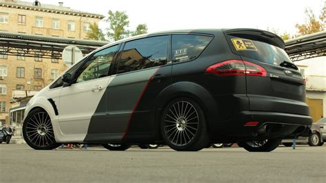 s max tuning ford s max white pike drive2
