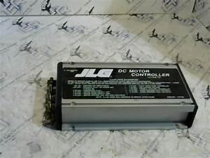 Jlg Dc Motor Controller Repair