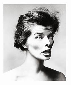 Katharine Hepburn in New York City, March 2, 1955 ...