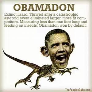 Obamadon Gracilis: Prehistoric Lizard Named After Obama ...