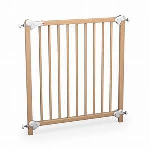 barriere de securite porte baby fox a pression amovible With porte de securite