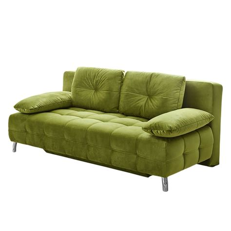 canap convertible velours canapé convertible edmore velours vert and