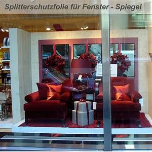Spiegel Sichtschutzfolie Fenster : splitterschutzfolie f r mehr sicherheit bei glasbruch ~ Articles-book.com Haus und Dekorationen