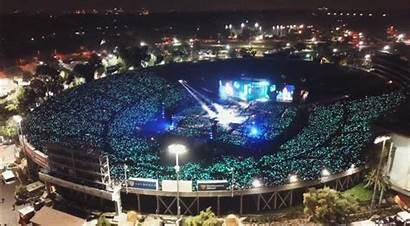 Bts Concert Bowl Rose Stadium Flycam Filmed