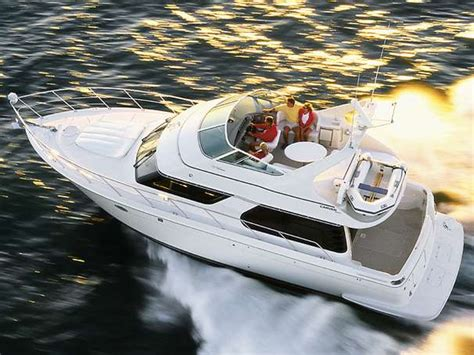 Carver Boats Manufacturer by Carver Voyager 450 Boats For Sale Boats