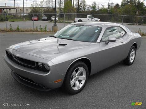 2011 Billet Metallic Dodge Challenger Se #47966486