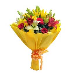 chocolate flowers send flower bunch to india online flower bunch delivery