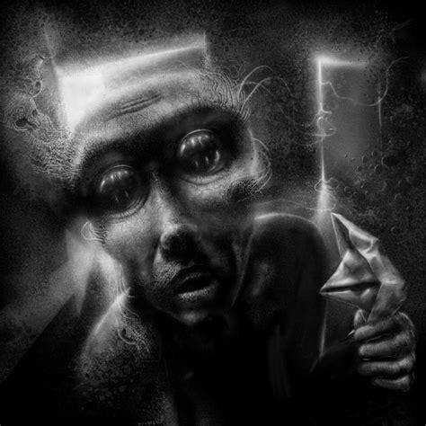 The Dark Surreal Art Of Wuwejo