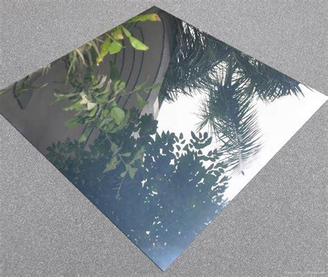 gold  silver mirror aluminum composite panel acp sheet acp alukeboard china