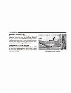 2008 Chrysler Sebring Sedan Owners Manual