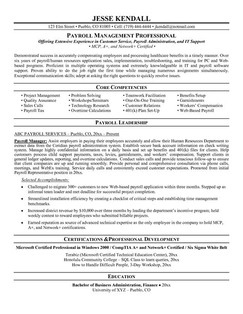 14296 management resume exles 2017 8 settlement