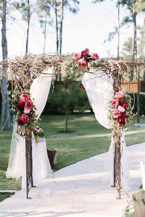 1000 Ideas About Ceremony Arch On Pinterest Floral Arch