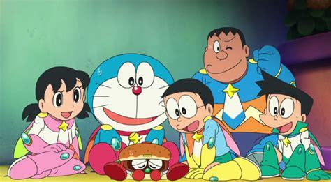 Nuevo Tráiler De La Película Doraemon