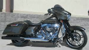 2017 Harley Street Glide Special Colors