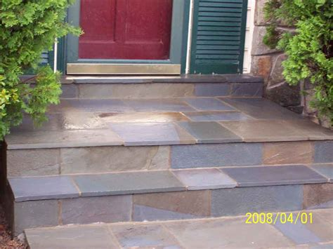 flagstone step flagstone steps professional stone work silver spring md phone 240 644 4706
